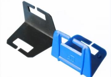 Захисний кутник  квадратний 45 мм КЗ 45 КВ