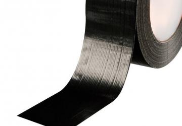Скотч армированный 20171 B(48ммх10м) 170 мкм, черная