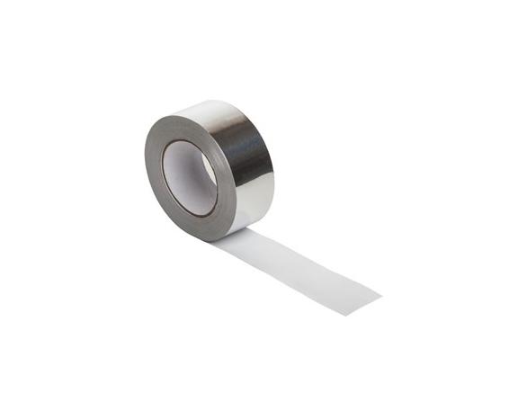 Скотч алюминиевый 60041S (48ммх10м) 40 мкм -