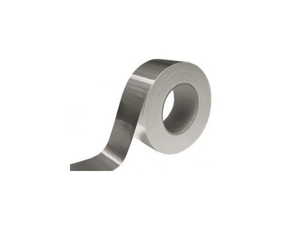 Скотч алюминиевый 60041S (48ммх50м) 40 мкм -