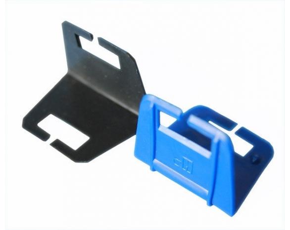 Захисний кутник квадратний 45 мм КЗ 45 КВ -