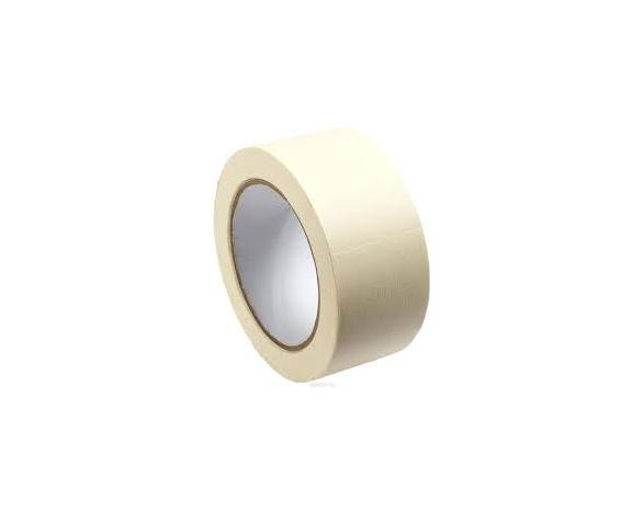 Скотч малярный 10101(БЛ, 48ммх50м) 140 мкм, белая -