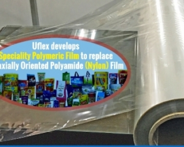 Высокотехнологичные новинки на рынке полимерных упаковочных пленок
