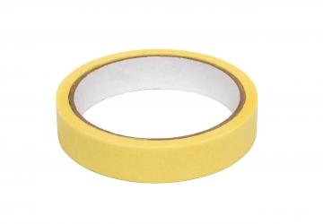 Скотч малярный 10141 (19ммх20м) 140 мкм, желтая