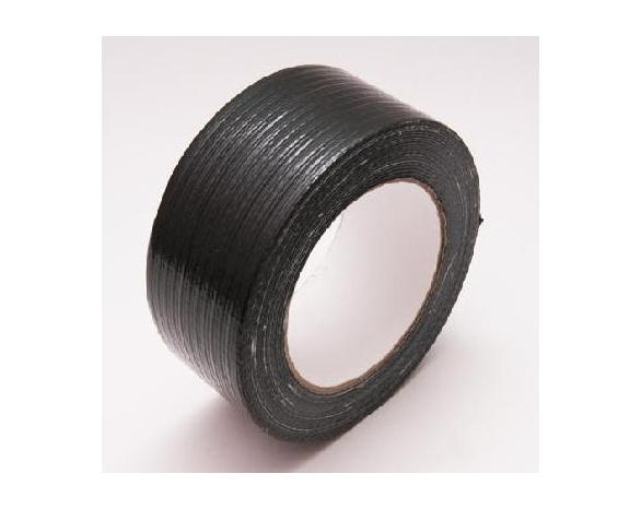 Скотч армированный 20171 B(48ммх50м) 170 мкм, черная -